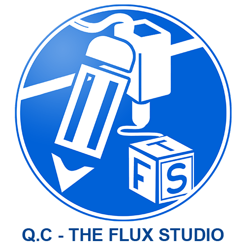Logo Quentin chappe The flux studio