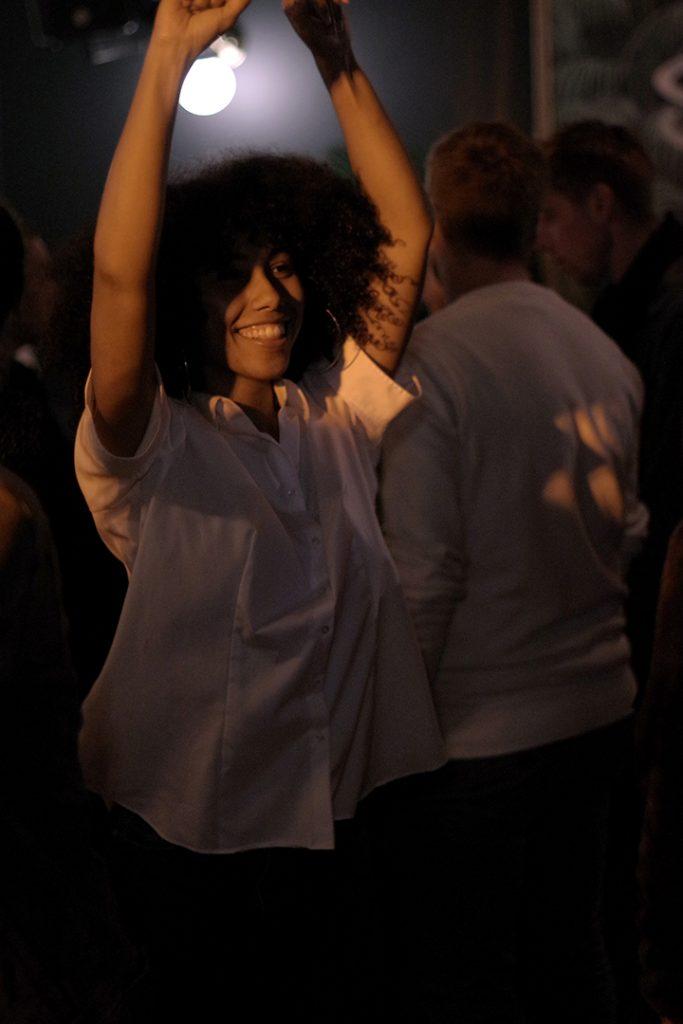 Portrait en mouvement, event organisé vedanity affair au soul train, octobre 2019, Lille, France.