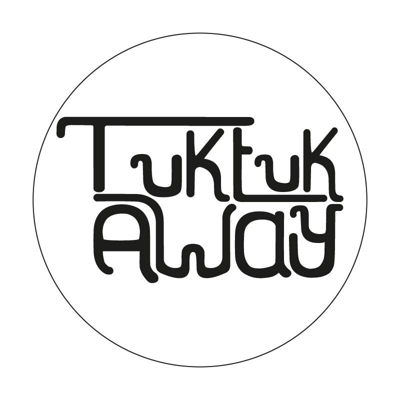 Logotype Tuk-tuk away